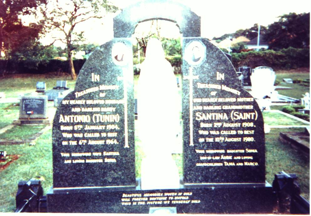 Durban based Tekwini Tombstones manufacture and install quality but affordable headstones and gravestones.